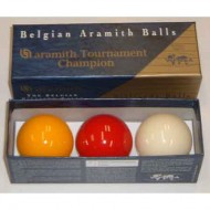 "2.1/16"" Aramith TC Billiard Ball Set"