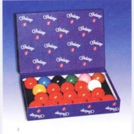 "2.1/16"" Galaxy Snooker Ball Set"
