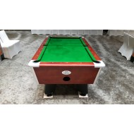 Jazz  Coin-Operated Pool Table