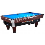 Magician Coin-Operated Pool Table